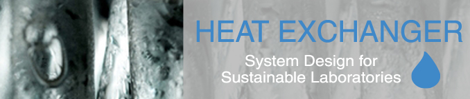 Efficient Heat Exchange Systems for Sustainable Labs